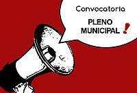 Convocatoria de sesión ordinaria do Pleno: Concello Bergondo