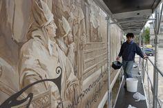 Mural Traité d'Andelot2