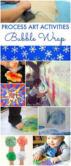 bubble-wrap-process-art-activities-pinterest