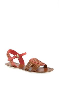 DV by Dolce Vita 'Villa' Sandal available at #Nordstrom. These are up there on my wish list!