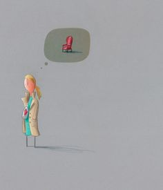 The Heart and the Bottle: A Tender Illustrated Fable of What Happens When We Deny Our Difficult Emotions | Brain Pickings