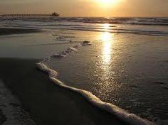 Myrtle beach, SC at dawn 2001