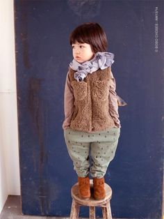Bobo Choses collection Autumne / hiver 2013 - 2014