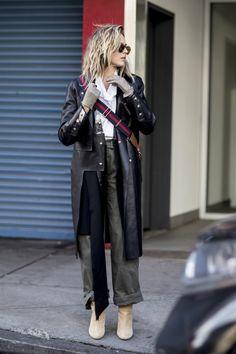 Streetstyle New York Fashion Week 2018   ELLE