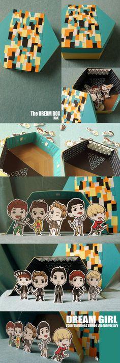 Dream Box by boritjaroo.deviantart.com on @deviantART