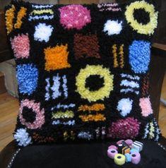 20 Best Latch Hook Cushion Kits Images In 2019 Cushion Cushions