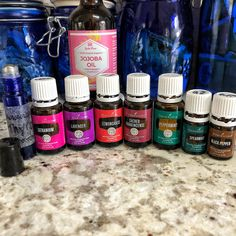 Thyroid Adrenal Support Recipe, Essential Oils, Young Living, Thyroid, Adrenals, Natural Living, Health, Wellness