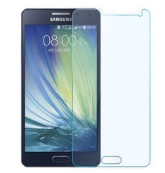 0.3mm Premium Tempered Glass for Samsung Galaxy A5 A5000 9H 2.5D Arc Edge Transparent Screen Protector Guard with Clean Tools