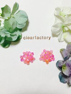 プラ板で紫陽花を作りました。|ハンドメイド、手作り、手仕事品の通販・販売・購入ならCreema。