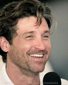 Greys Anatomy Episodes, Greys Anatomy Funny, Greys Anatomy Characters, Greys Anatomy Cast, Celebrity Babies, Celebrity Photos, Patrick Demsey, Derek Shepherd, Popular People
