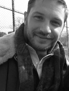 Tom Hardy during the filming of Animal Rescue...