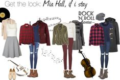 Get the look: Mia Hall, if i stay