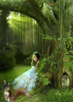 LOVE THE DOOR IN THE TREE!  https://m.facebook.com/groups/157152831027183?view=permalink&id=692393770836417