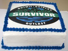 Survivor Cake
