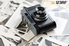 The russian analogue photo camera #123rf #camera