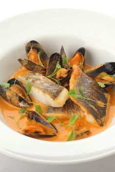 Marcello Tully's extraordinary bouillabasse recipe includes mussels, cod, sea bass and plaice, which will go down a treat served at any dinner party