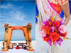 Marco Island Marriott Indian Beach Wedding – Priya & Vishal » Kimberly Photography