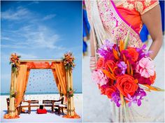 Marco Island Marriott Indian Beach Wedding – Priya & Vishal » Kimberly Photography