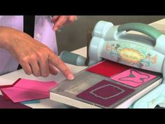 ▶ Sizzix Magnetic Platform with Multiple Dies - YouTube