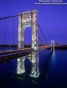 Gateway to New York.