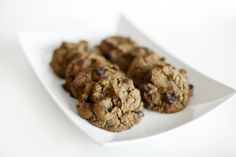 Shawn Johnson's The Body Department - Chocolate Chip Chickpea Cookies