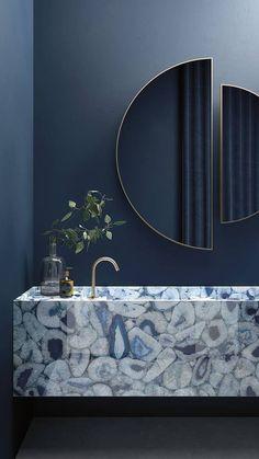 Washroom Design, Bathroom Design Luxury, Washroom Tiles, Home Room Design, Home Interior Design, House Design, Bar Deco, Bathroom Design Inspiration, Interior Inspiration