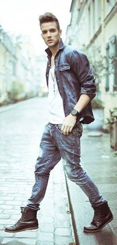 1000 Images About Rockstar Style For Men On Pinterest