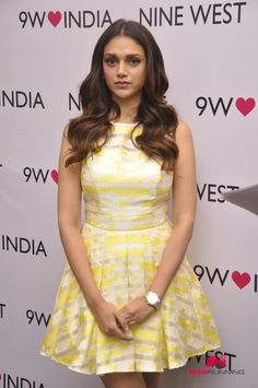 Aditi Rao Hydari At Nine West New Collection Launch