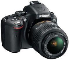 Nikon D5100 16.2MP CMOS Digital SLR Camera with 18-55mm f/3.5-5.6 AF-S DX VR Nikkor Zoom Lens | http://Online-Camera-Store.com