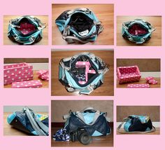 DiY Camera bag     Love this