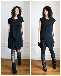 Comptoir des Cotonniers little black dresses