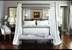 Bedroom canopy