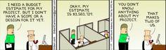 Dilbert, Project Management