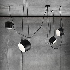 anheng fire lamper 220v metall mote enkel moderne – NOK kr. 3.851