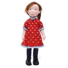 Etsy Transaction - Bonnie - Handmade cloth doll / reserved