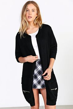 UNIF Surplus Cardigan - Urban Outfitters