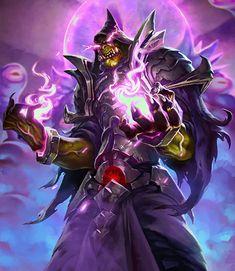 ✔ Card Name: Doomcaller Artist: Ben Zhang ✖