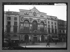 Teatre principal. Barcelona, 1917.