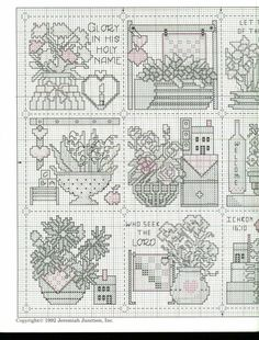 Birthday flower chart 1