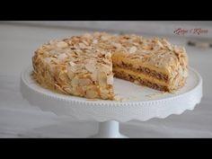 Sweet Recipes, Real Food Recipes, Baking Recipes, Cake Recipes, Ikea, Preacher Cake, Almond Flour Recipes, Ground Almonds, Almond Cakes