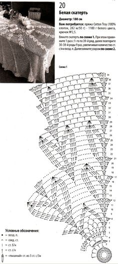 Leaves Tablecloth Filet Crochet, Crochet Doily Diagram, Crochet Circles, Crochet Doily Patterns, Crochet Chart, Crochet Doilies, Crochet Tutu, Crochet Bedspread, Crochet Tablecloth