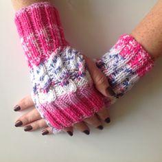 Ladies Pink Marble U