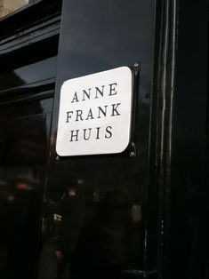 Anne Frank house~ Amsterdam 😍 on We Heart It