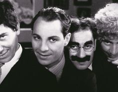 Love the Marx Brothers