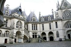 Pierrefonds, France.. AKA Camelot and I've been there!!! <3