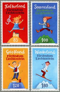 ◇ Liechtenstein  2006