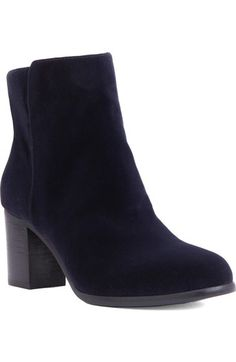 Shoes of Prey Block Heel Bootie (Women) available at #Nordstrom