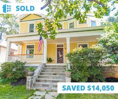 Congrats to the owner of 556 Boulevard! We sold her home in 12 days for $635,000