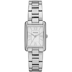 Fossil Watch, Women's Florence Stainless