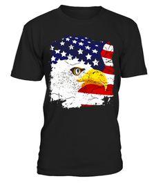 American Flag With Eagle America July Celebration Tshirt Tshirt Family Thanksgiving, Thanksgiving Birthday, Cute Shirts, Funny Tshirts, Eagle America, Us Labor Day, Trump Birthday, Birthday Images, Veterans Day